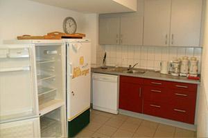 Gemeinderaum Küche